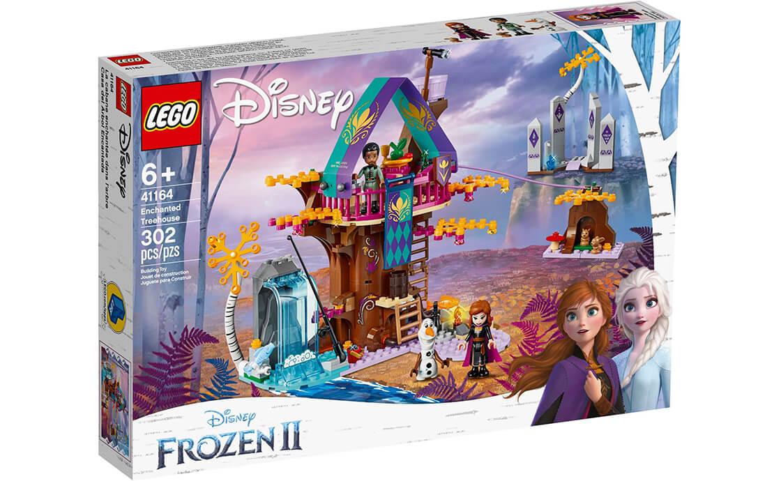 LEGO Disney Princess Зачарований будинок на дереві (41164)
