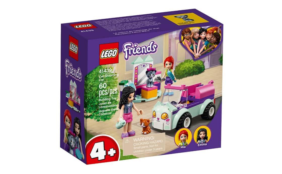 LEGO Friends Автопарикмахерская для кошек (41439)