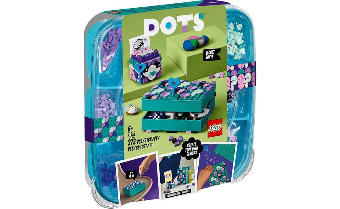 LEGO DOTS Секретные коробочки (41925)