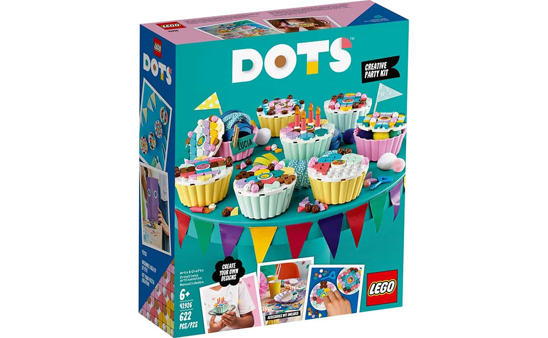 LEGO DOTS Творчий святковий набір (41926)