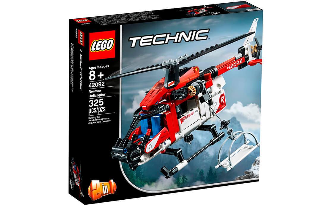 LEGO Technic Рятувальний вертоліт (42092)