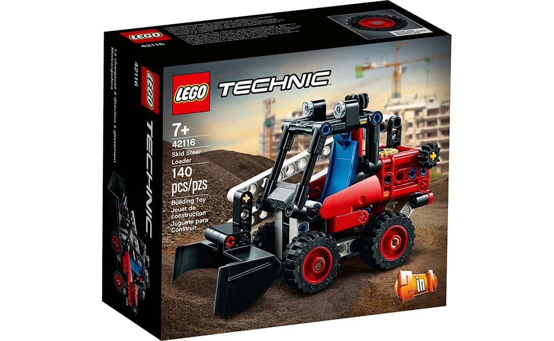 LEGO Technic Міні-навантажувач (42116)