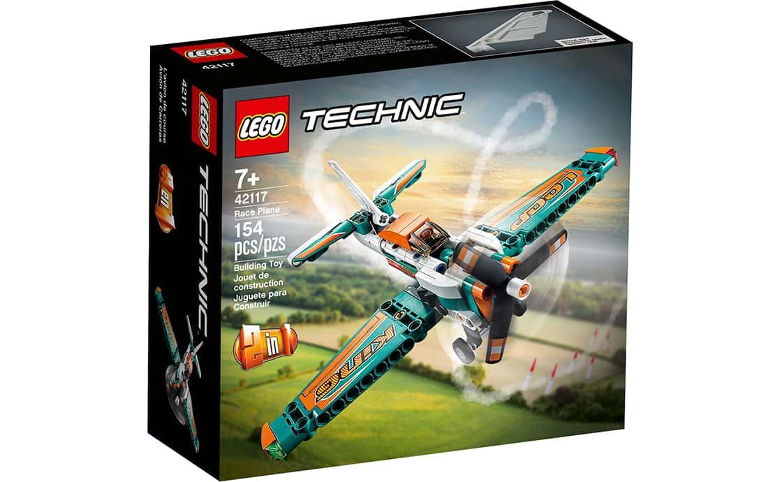 LEGO Technic Спортивный самолет (42117)