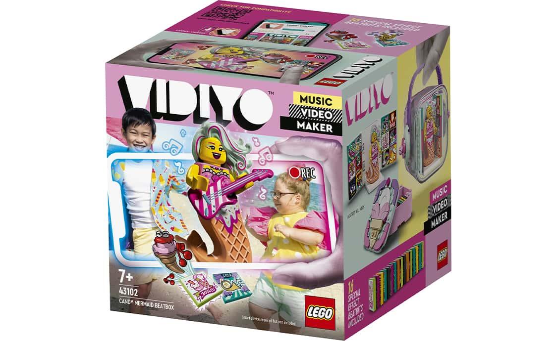 LEGO VIDIYO Бітбокс Карамельної Русалки (43102)