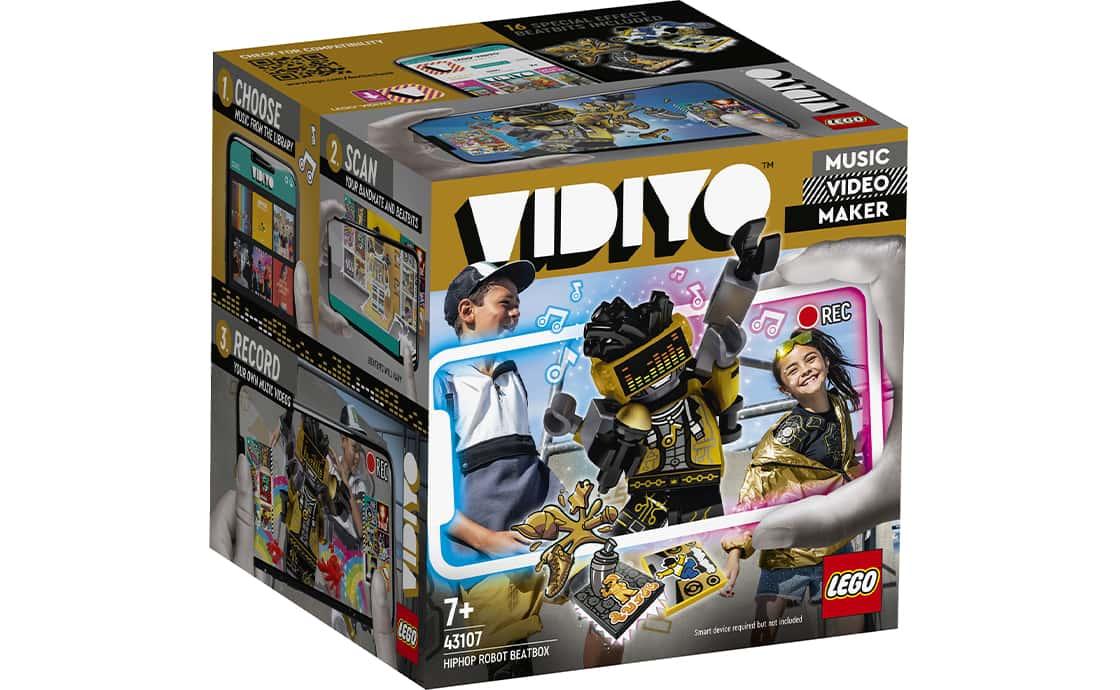 LEGO VIDIYO Бітбокс Хіп-хоп Робота (43107)
