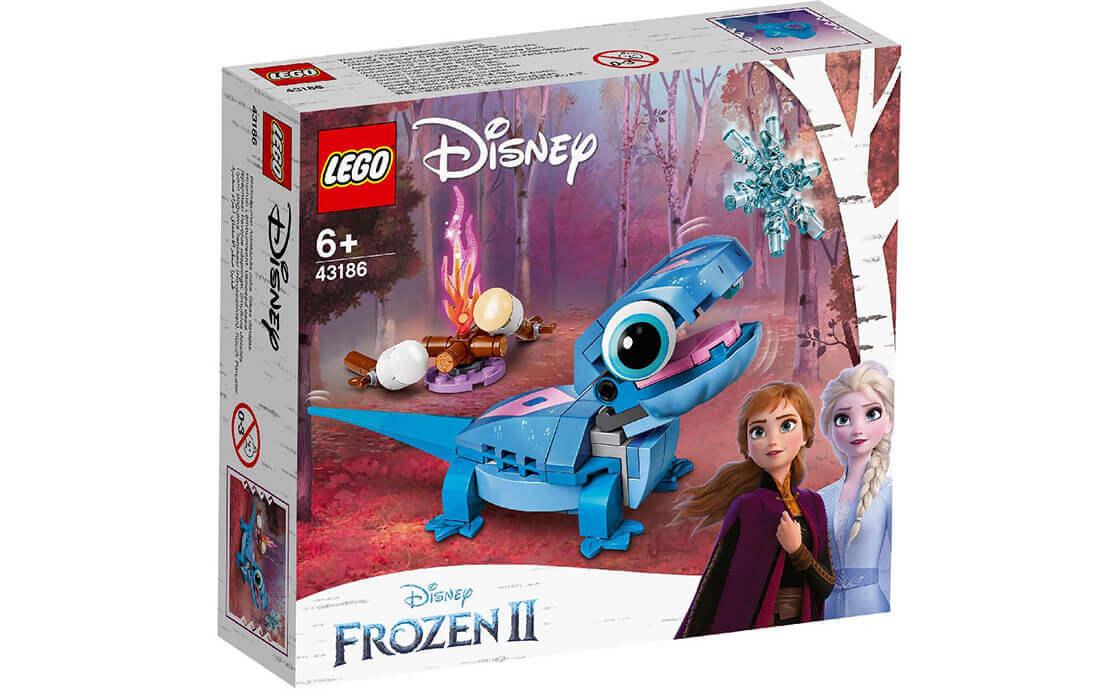 LEGO Disney Princess Сборная фигура саламандры Бруни (43186)
