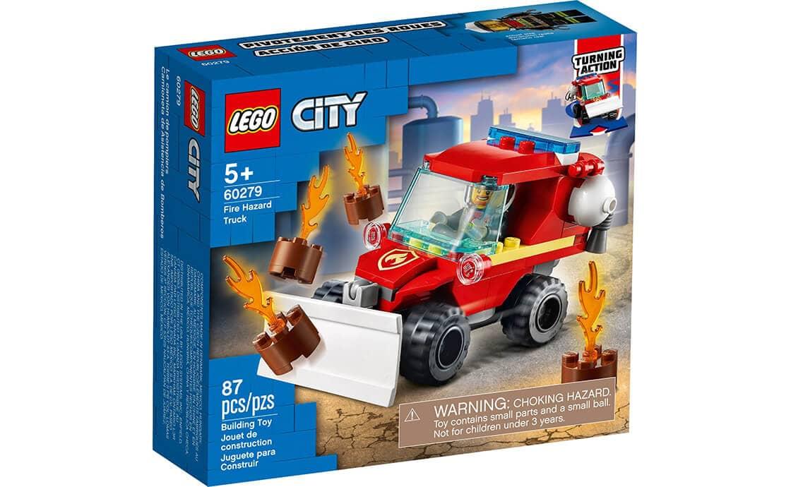 LEGO City Пожежний пікап (60279)