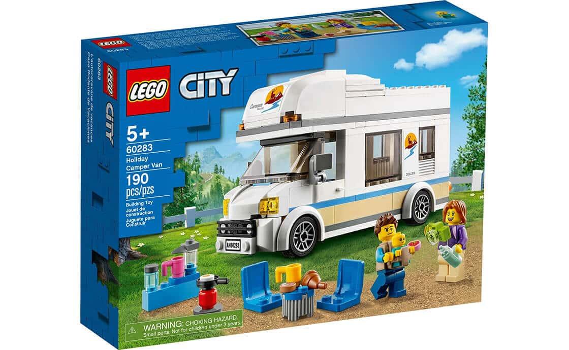 LEGO City Канікули в будинку на колесах (60283)