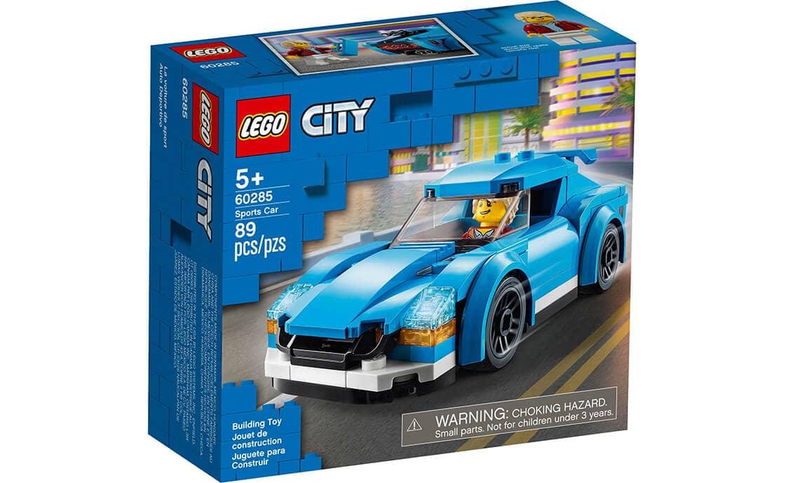 LEGO City Спортивный автомобиль (60285)