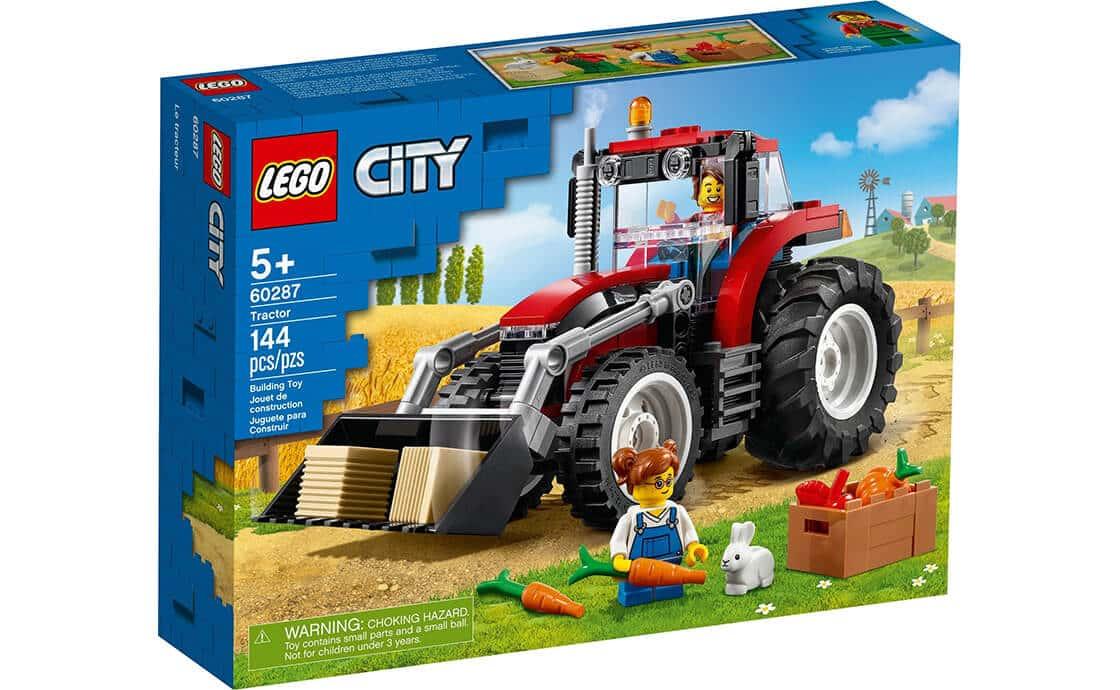 LEGO City Трактор (60287)