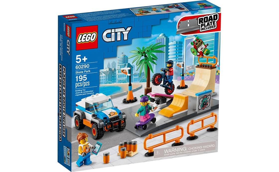 LEGO City Скейт-парк (60290)