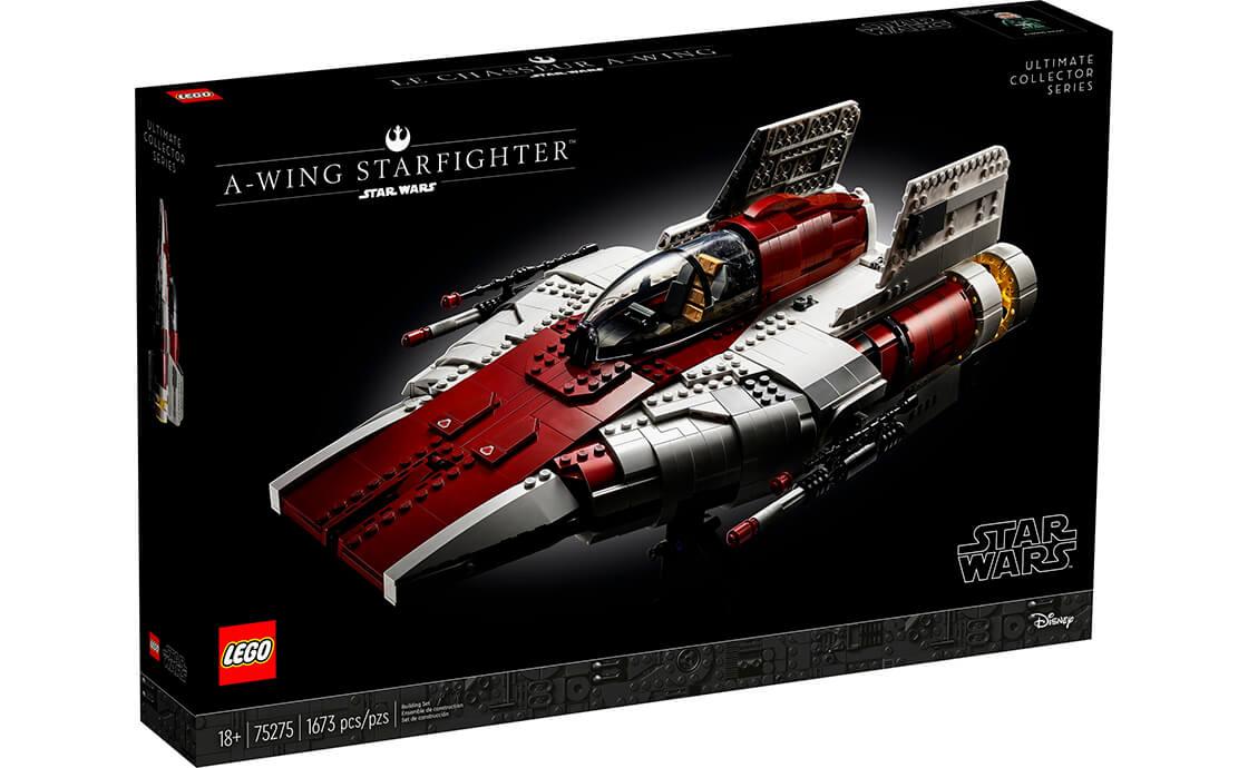 """LEGO Star Wars Звездный разрушитель типа """"А"""" (75275)"""