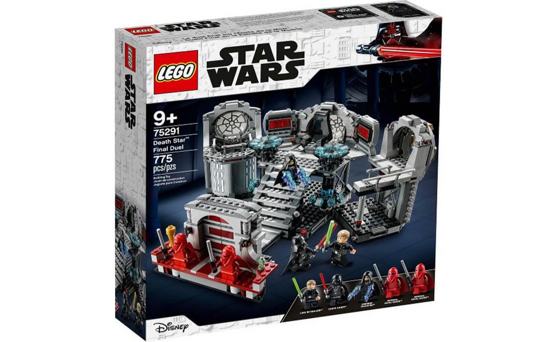 LEGO Star Wars Звезда Смерти: Последний бой (75291)