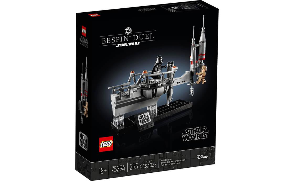 LEGO Star Wars Дуэль на Беспине (75294)