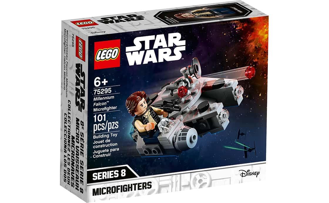 LEGO Star Wars Мікровинищувач «Тисячолітній Сокіл» (75295)