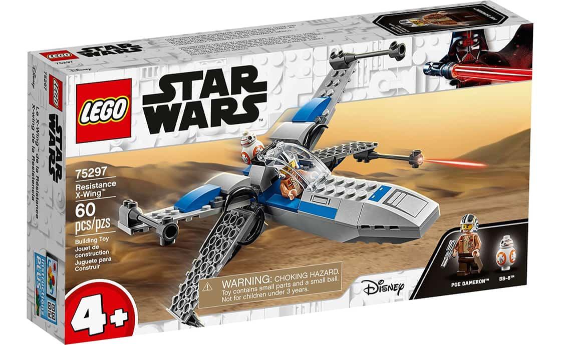 LEGO Star Wars Истребитель Сопротивления X-Wing (75297)