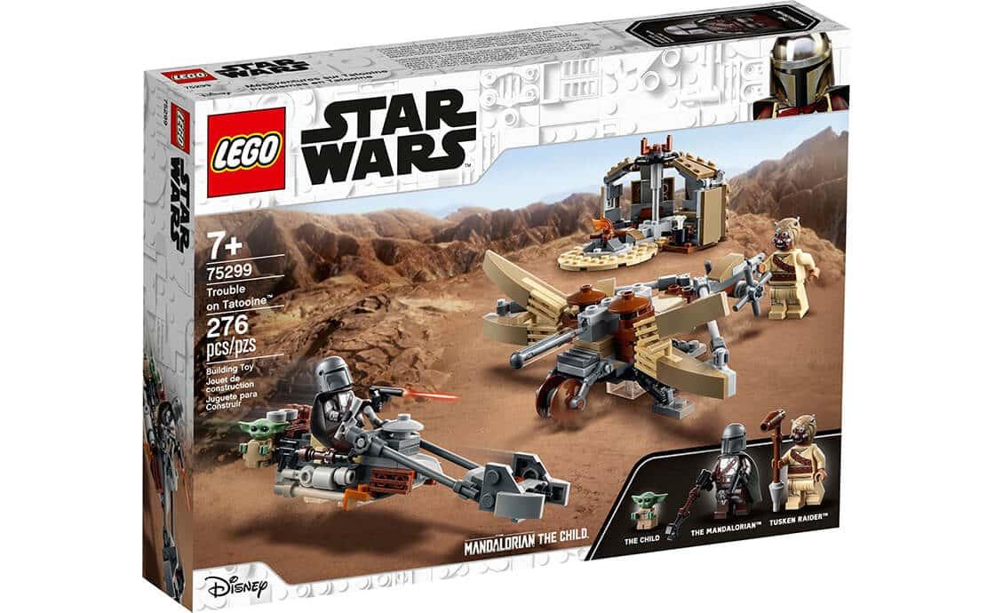 LEGO Star Wars Проблеми на Татуїні (75299)
