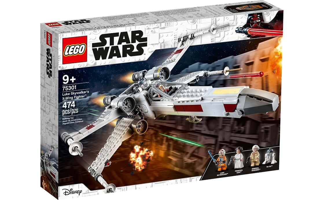 LEGO Star Wars Винищувач X-wing Люка Скайвокера (75301)