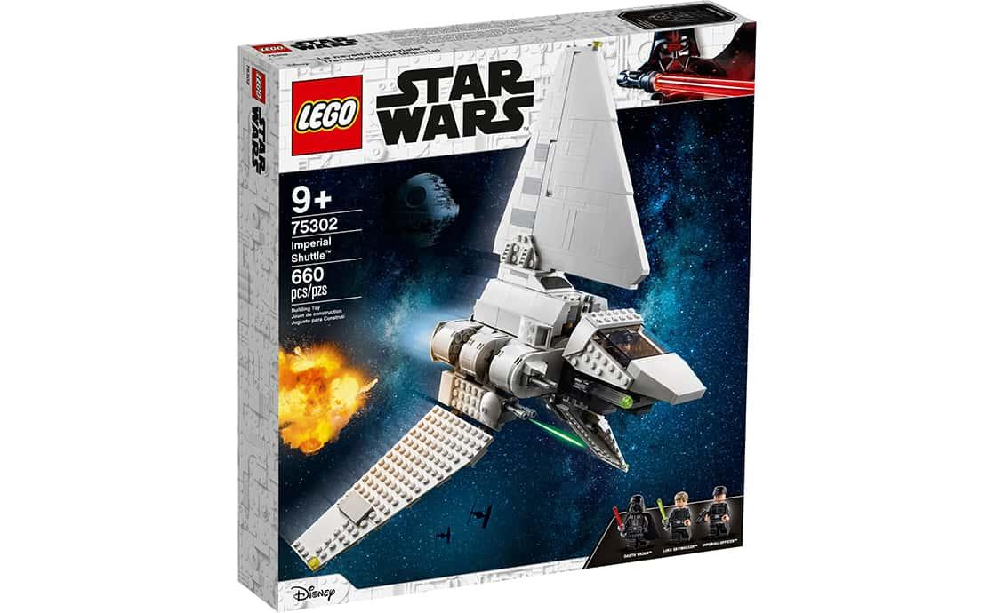 LEGO Star Wars Шатл Імперії (75302)