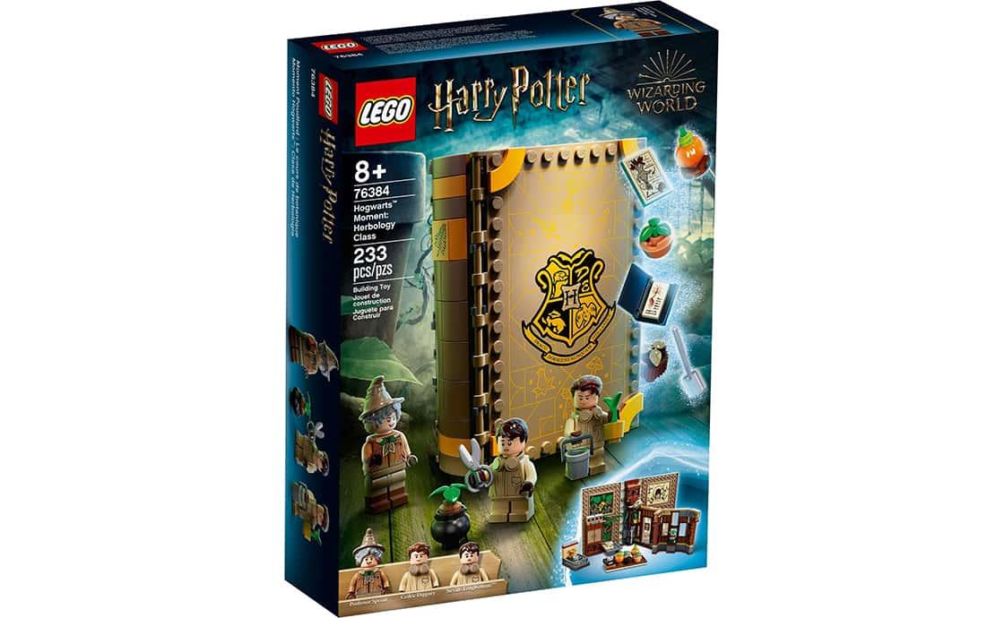 LEGO Harry Potter У Гоґвортсі: урок гербалогії (76384)