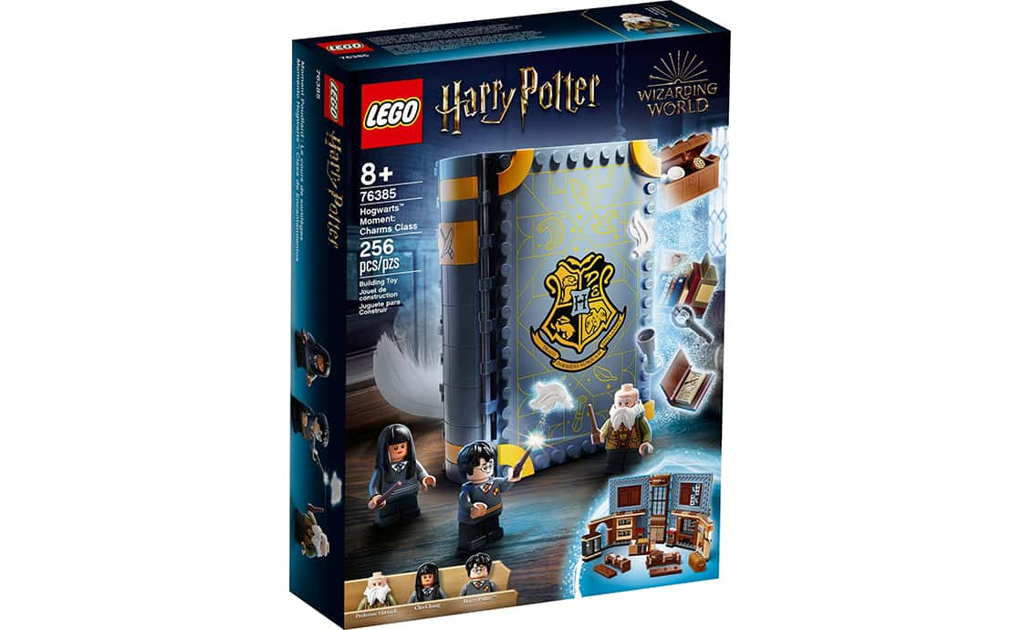LEGO Harry Potter В Хогвартсе: урок заклинаний (76385)