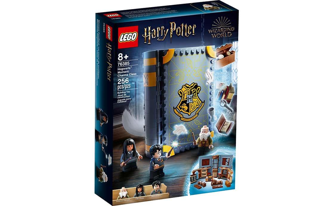 LEGO Harry Potter У Гоґвортсі: урок заклинань (76385)