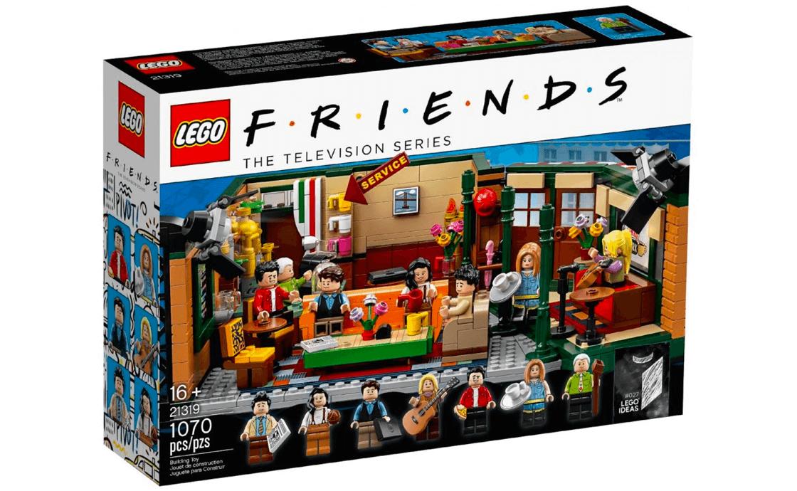 LEGO Ideas Друзья: Центральный Перк «Friends» (21319)