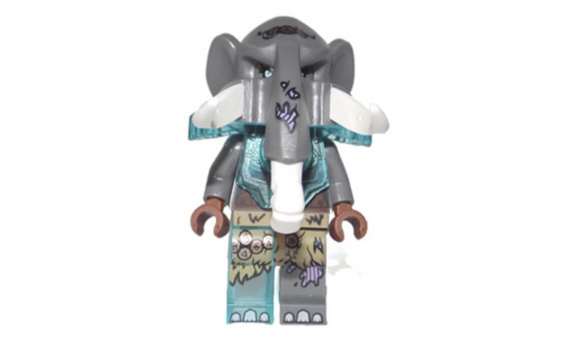 LEGO Legends Of Chima Maula (loc085)