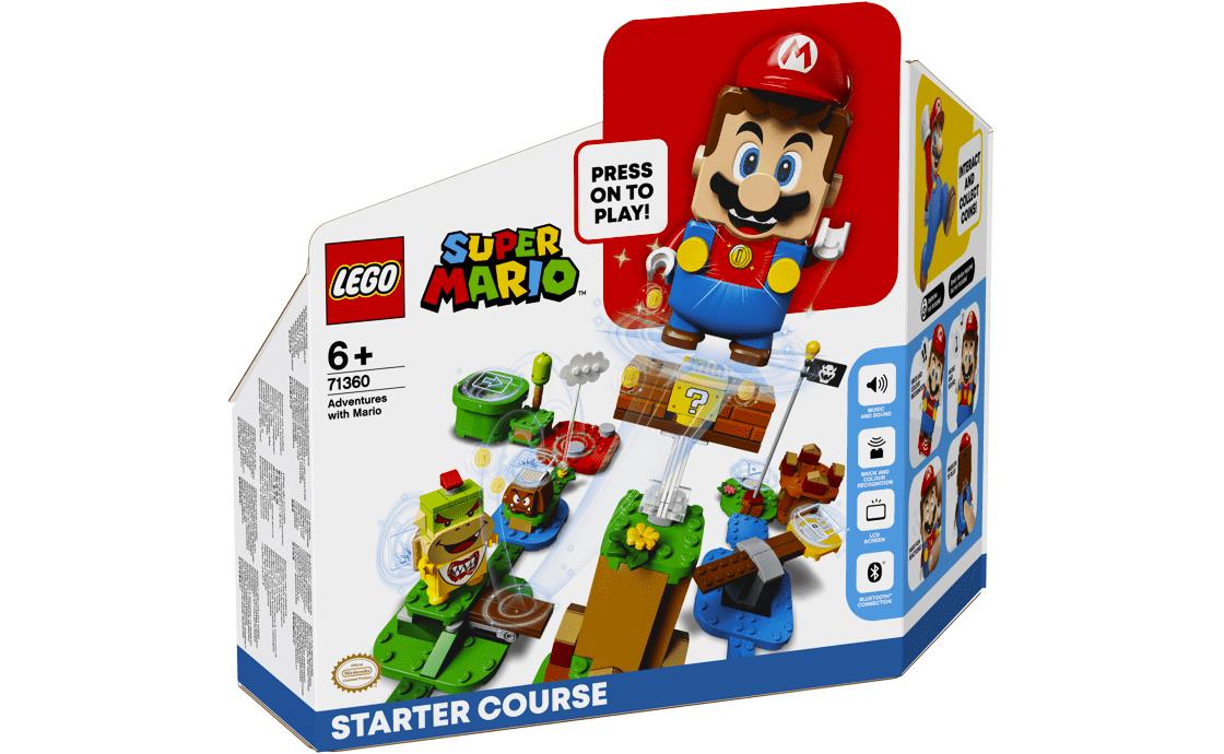 LEGO Super Mario Пригоди з Маріо (71360)