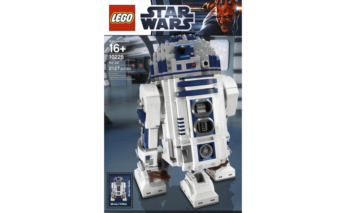 LEGO Exclusive R2-D2 (10225)
