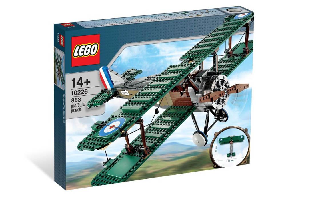 LEGO Exclusive Самолёт (10226)