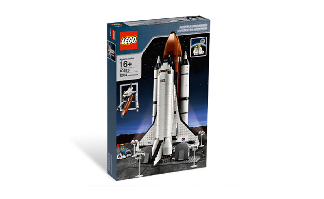 LEGO Exclusive Космический Шатл (10231)