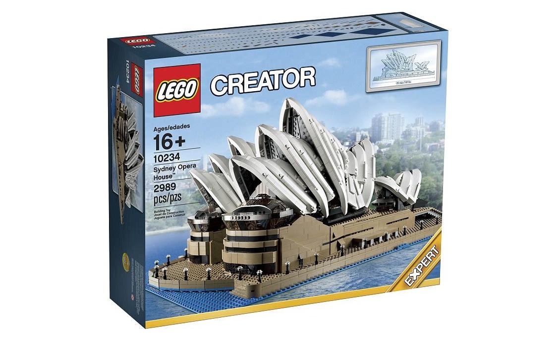 LEGO Exclusive Сиднейская опера (10234)