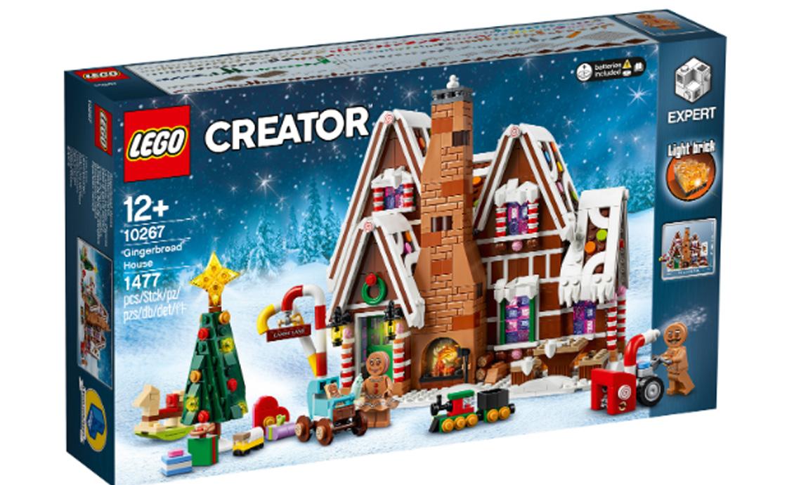 LEGO Creator Пряничный домик (10267)