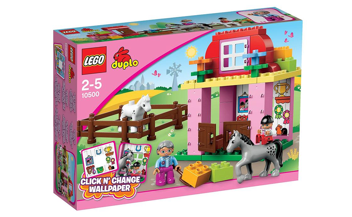 LEGO DUPLO Конюшня (10500)