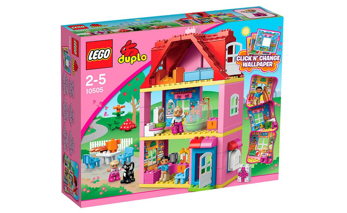 LEGO DUPLO Ляльковий будиночок (10505)