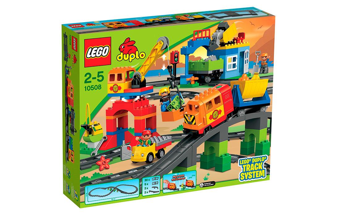 LEGO DUPLO Большой поезд (10508)