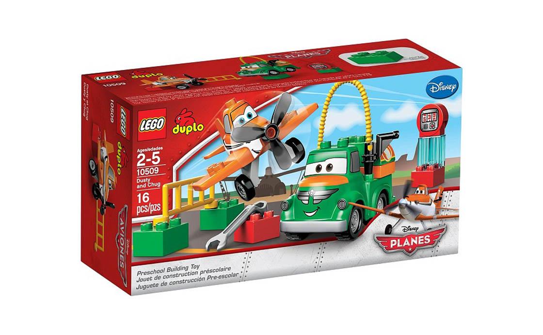 LEGO DUPLO Дасти и Чаг (10509)