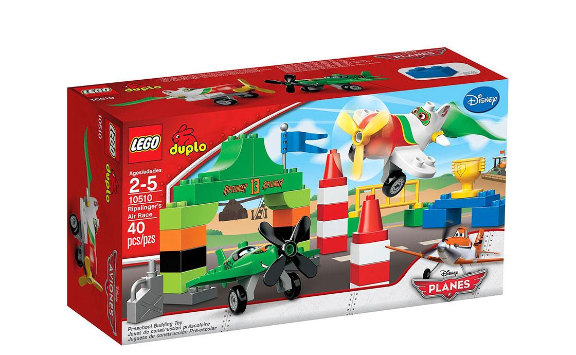 LEGO DUPLO Воздушная гонка Рипслингера (10510)