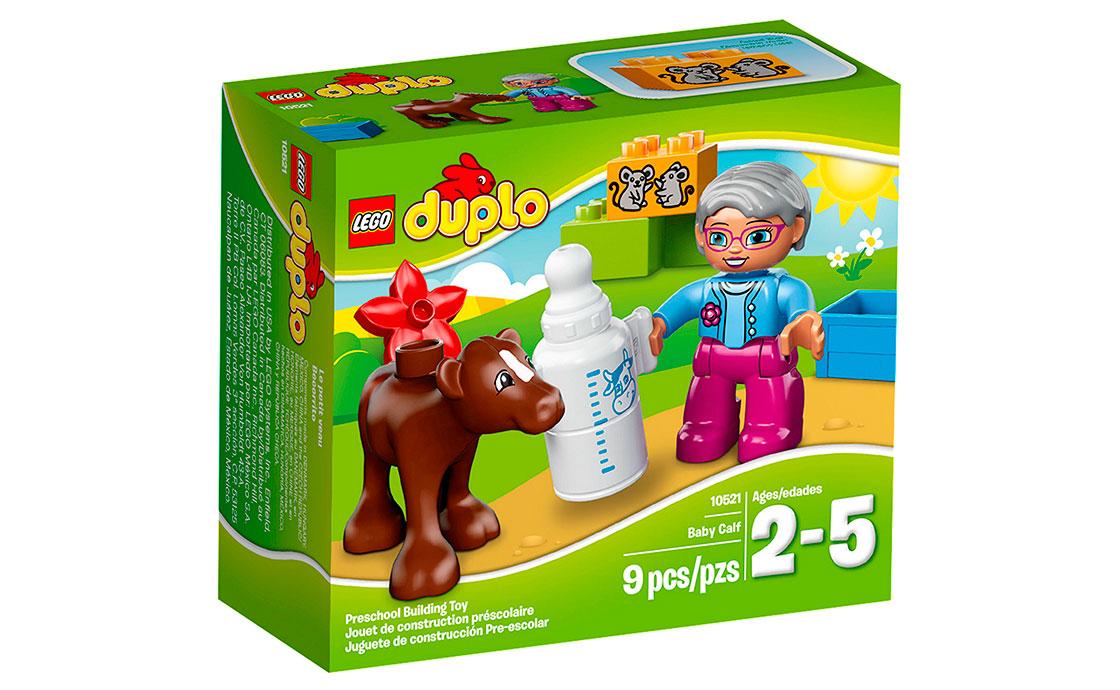 LEGO DUPLO Теленок (10521)