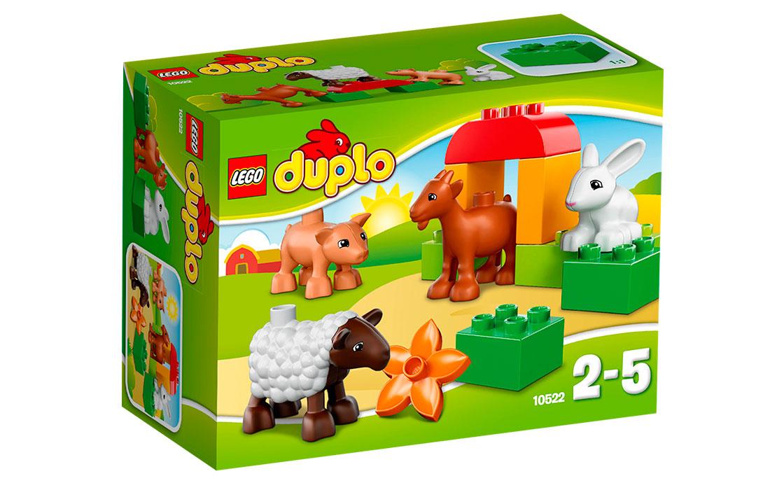 LEGO DUPLO Животные на ферме (10522)