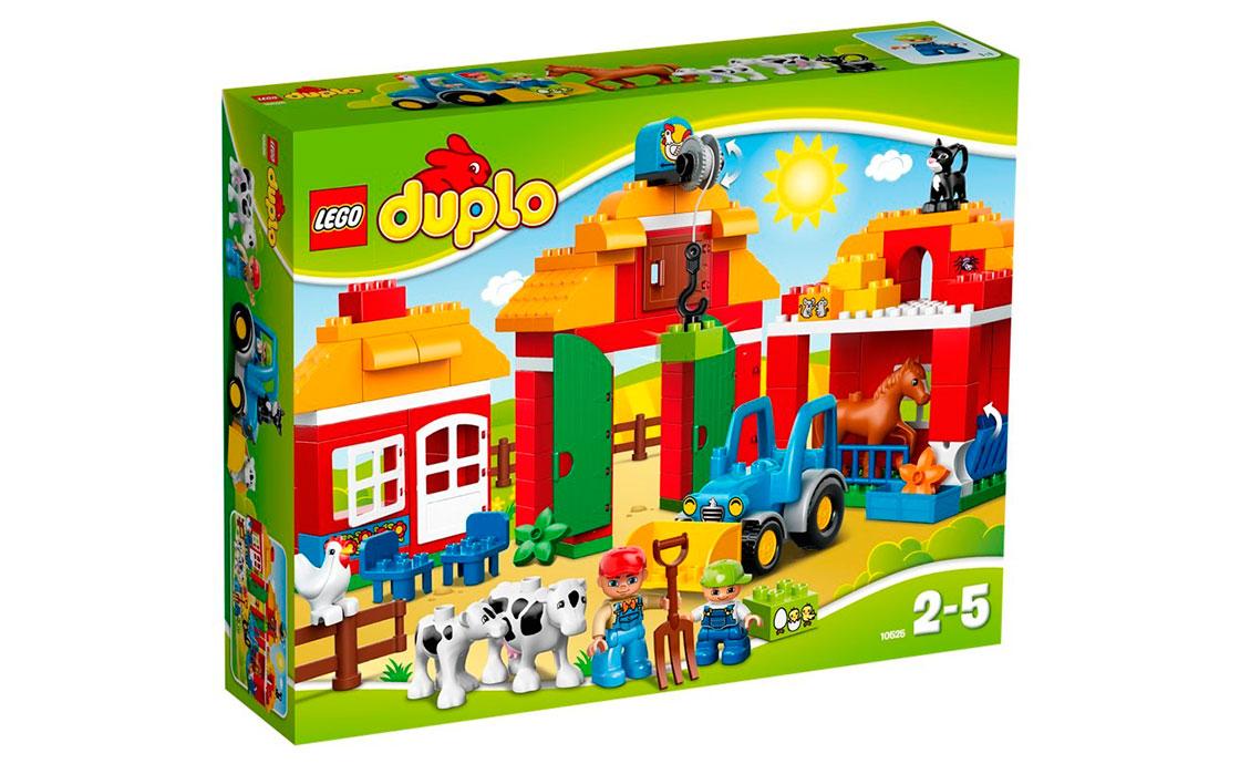 LEGO DUPLO Велика ферма (10525)