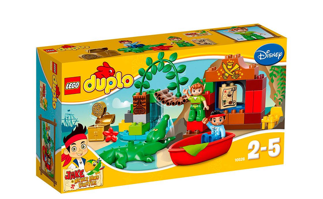 LEGO DUPLO Визит Питера Пена (10526)