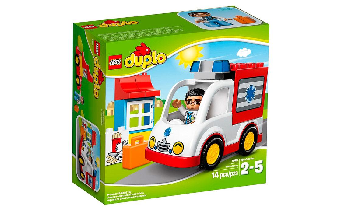 LEGO DUPLO Скорая помощь (10527)