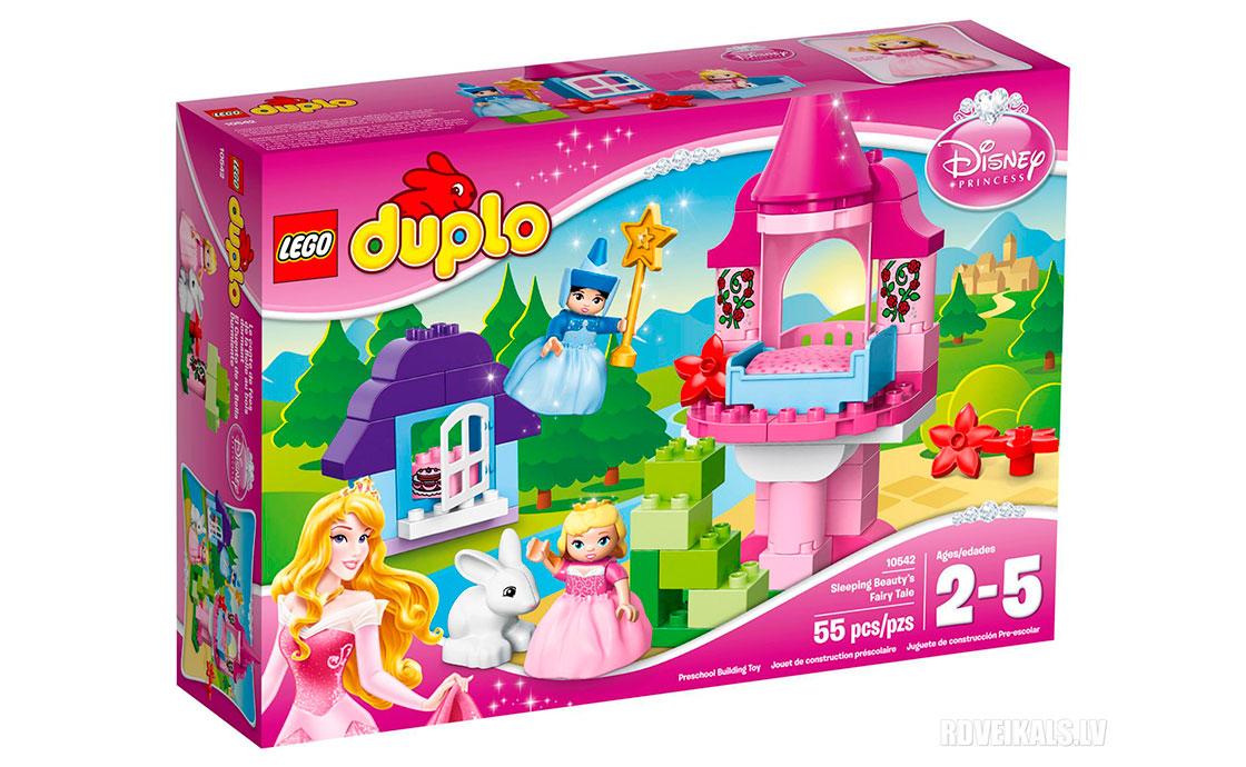 LEGO DUPLO Спящая красавица (10542)
