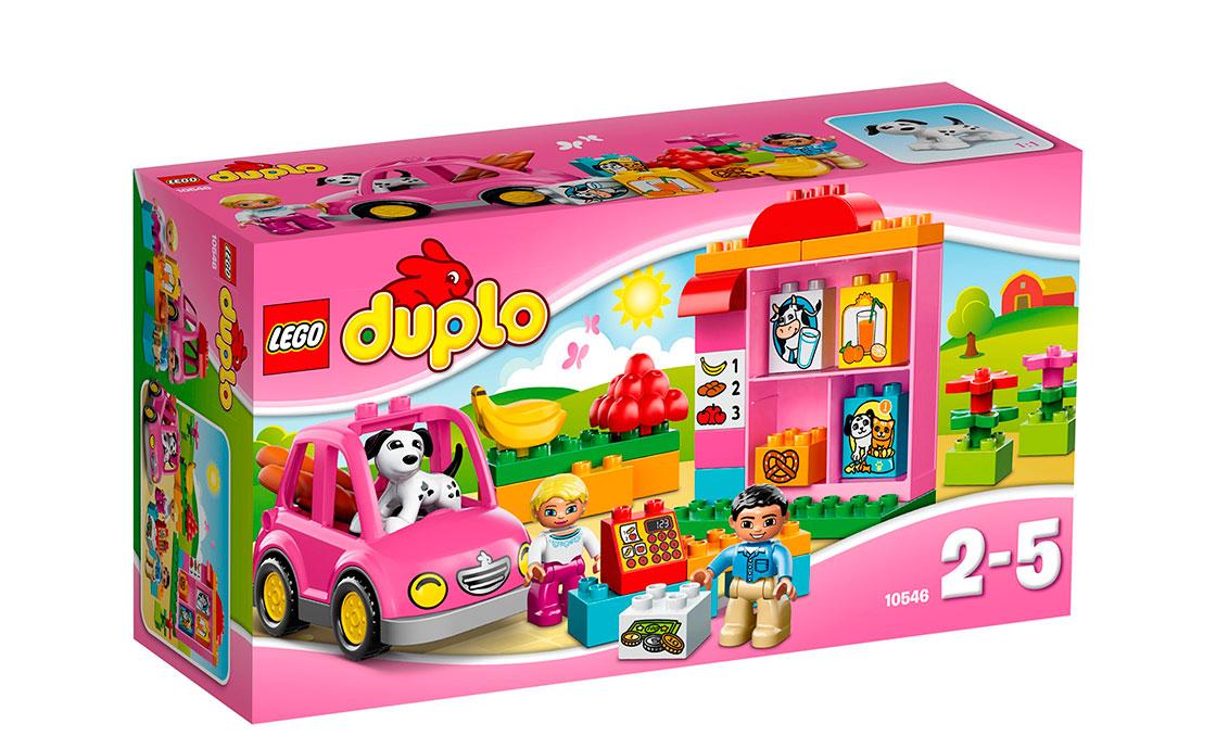 LEGO DUPLO Мой первый магазин (10546)