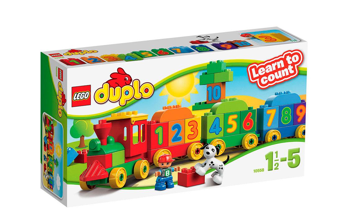 LEGO DUPLO Считай и играй (10558)