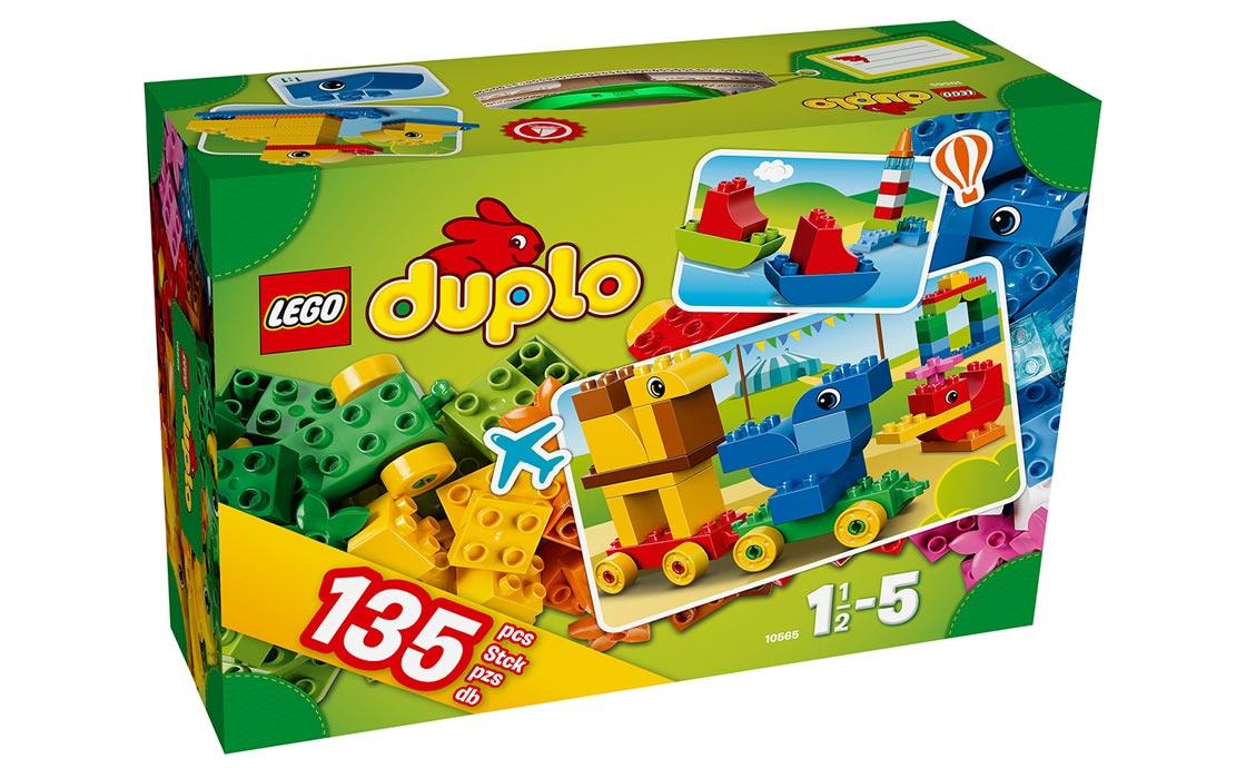 LEGO DUPLO Ящик для творчості (10565)