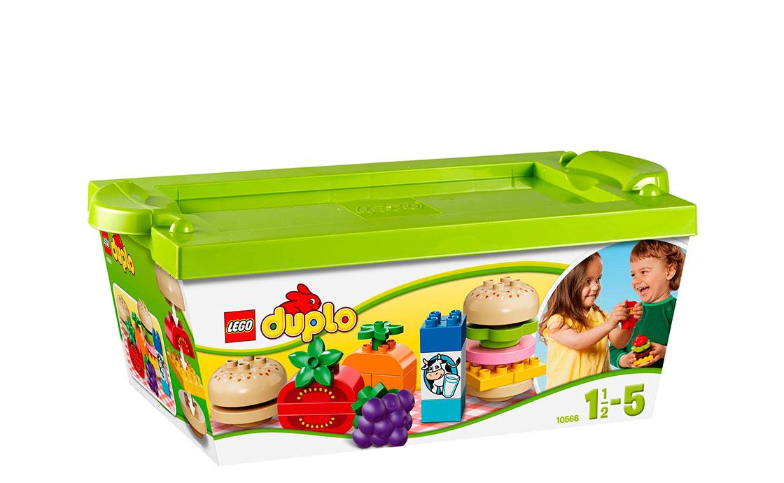 LEGO DUPLO Креативный пикник (10566)