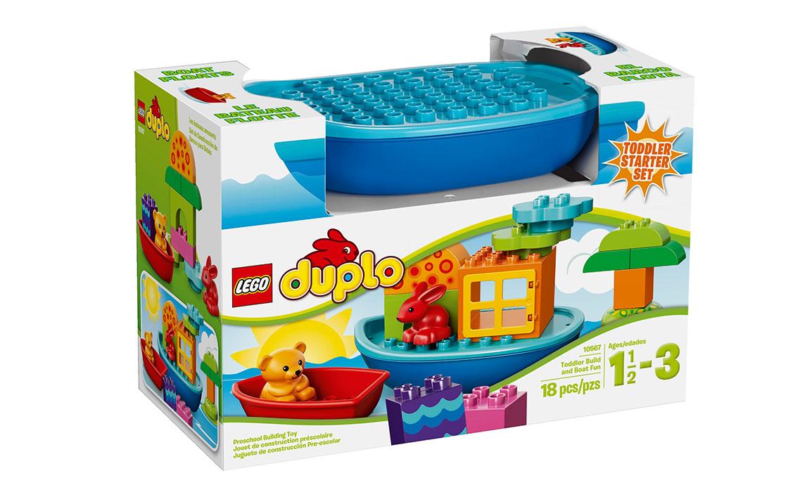 LEGO DUPLO Лодочка для малышей (10567)